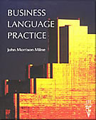 Business Language Practice Text